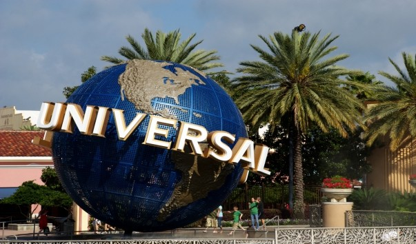 Парк развлечений Universal Studios в Орландо