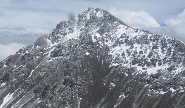 Горный хребет Цаган-Шибэту - самая необходимая и подробная ...