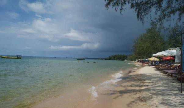 Пляжи Камбоджи 16786_603x354