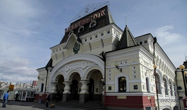 Железнодорожный вокзал Владивостока - самая необходимая и ...