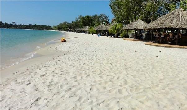 Пляжи Камбоджи 17334_603x354