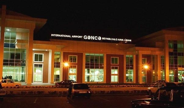 Аэропорт Гянджа (Gyandzha Airport).1